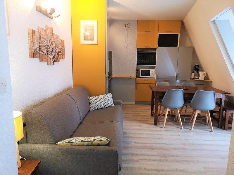 Location Appartement Jolimont à Cauterets Résidence  ' le pas de l'ours ', location de vacances à Cauterets