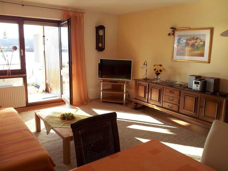 Ferienwohnung, 65qm, 1 Schlafzimmer, max. 3 Personen, holiday rental in Langenargen