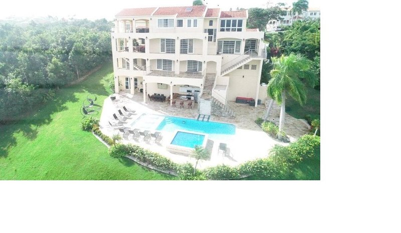 Luxury  Mansion, Incredible Ocean Views . The Very Best!, vacation rental in Yabucoa