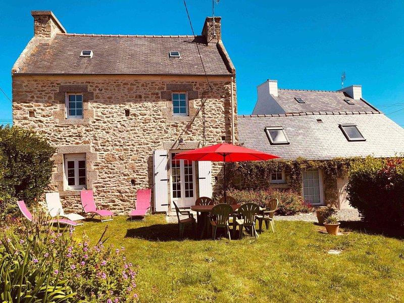 Villa Ti Mein, le charme à deux pas de la mer, holiday rental in Plouguerneau