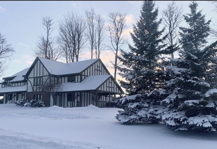 ✨TOP & CENTER Peek'n Peak KIKO SKI IN/OUT LIFT#3~SITUATED ON GOLF COURSE #9 TEE, vacation rental in Chautauqua County