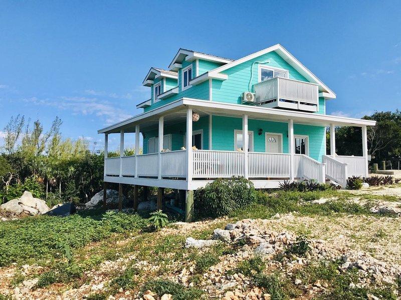 Gusty Winds Cottage, location de vacances à Rainbow Bay