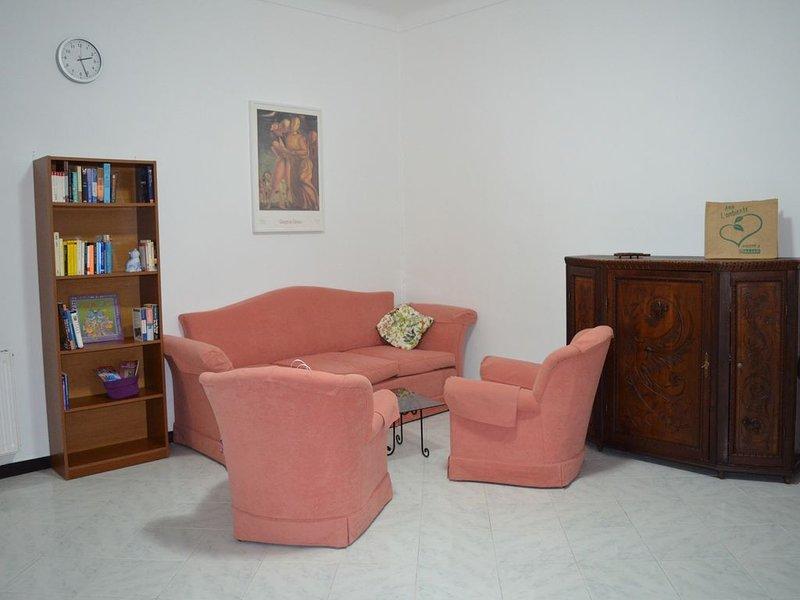 Casa Mi Tu - presso Acquario di Genova- appartamento con due camere e due bagni, holiday rental in Crocefieschi