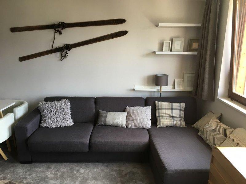 Charmant 2 pièces résidence CAPNEIGE Avoriaz, 7ème étage superbe vue, holiday rental in Avoriaz