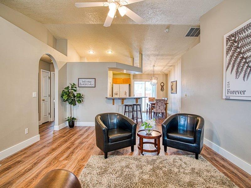Cozy and stylish home, alquiler de vacaciones en Boise