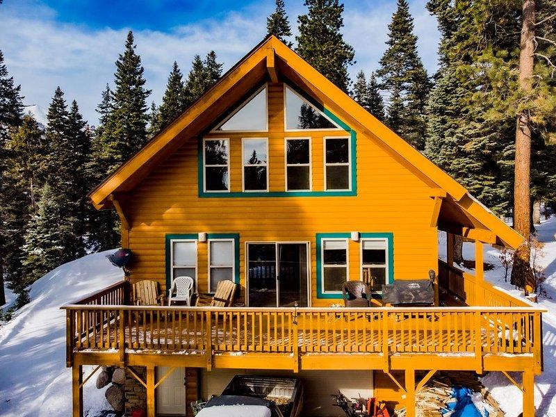 Mtn / Lake Cabin Vallecito Lake-Durango-Pagosa Springs- Silverton, alquiler de vacaciones en Bayfield