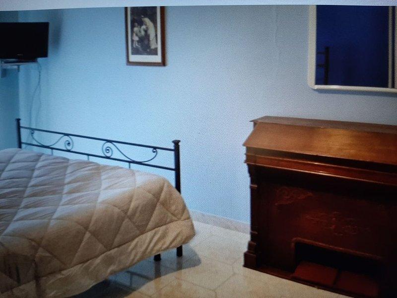 Villino a Manziana-Roma, holiday rental in Manziana