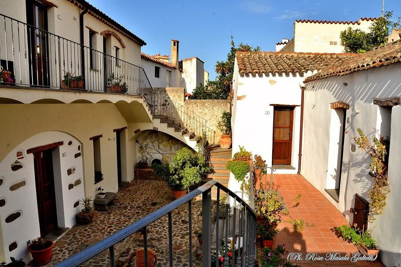 Albergo Antico Borgo, vakantiewoning in Galtelli