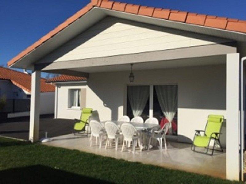 VILLA Biscarosse Ville - 6 pers. - 3 chambres, vacation rental in Landes