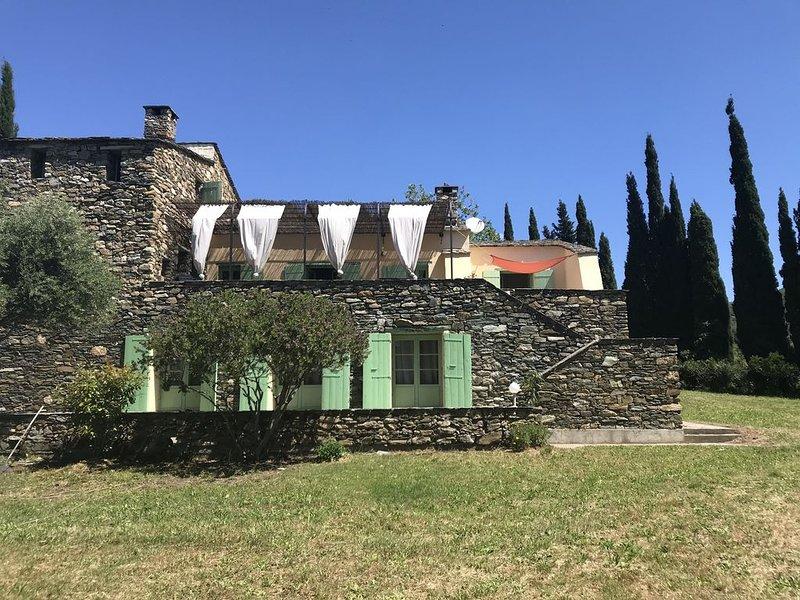 Domaine BRIETTA villas, location de vacances à Casta