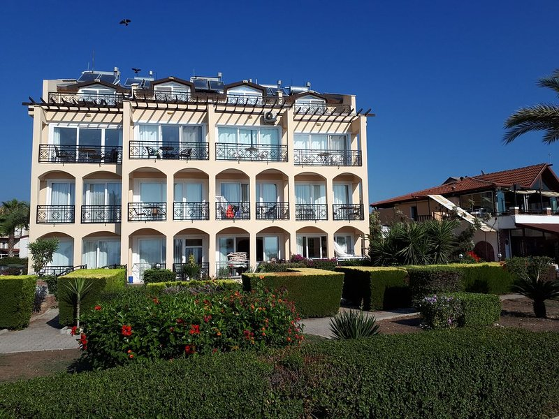 2-bed Apartment on Calis Beach Front, holiday rental in Fethiye