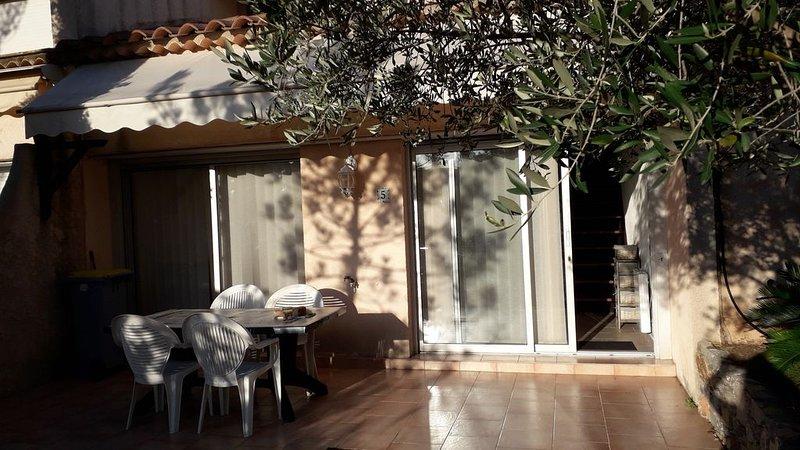 Charmante maison aux Issambres, vakantiewoning in Roquebrune-sur-Argens