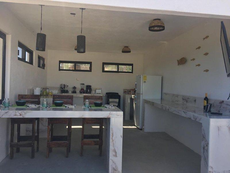 Welcome to Casa Arrecife!, alquiler vacacional en El Triunfo