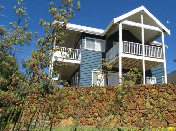 Flinders View Beach House - the views over the ocean are wonderful - Flinders Vi, holiday rental in Karridale