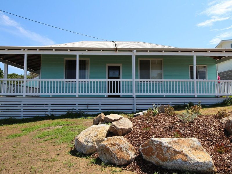 Storm Bay View - lookout over the ocean and is dog friendly - Storm Bay View - d, holiday rental in Karridale
