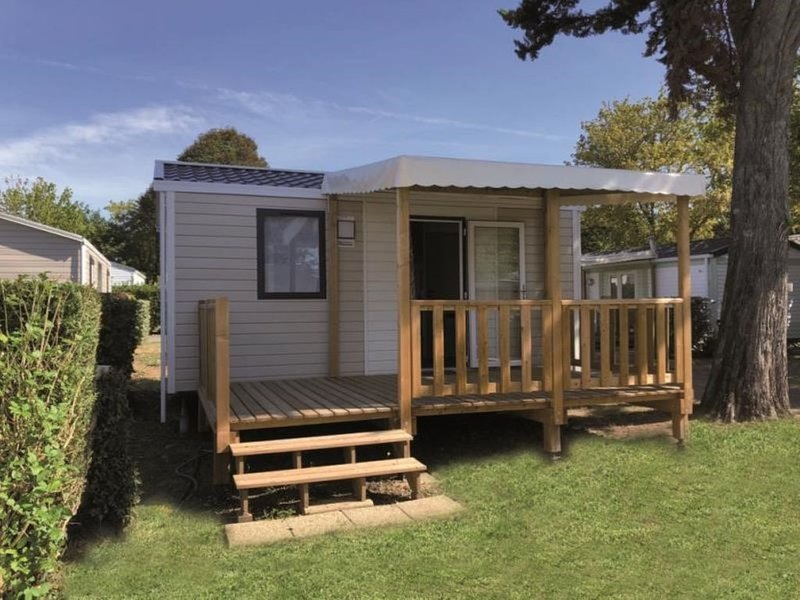 Mobile-home Ibiza Solo 23m² Confort, vakantiewoning in Medis