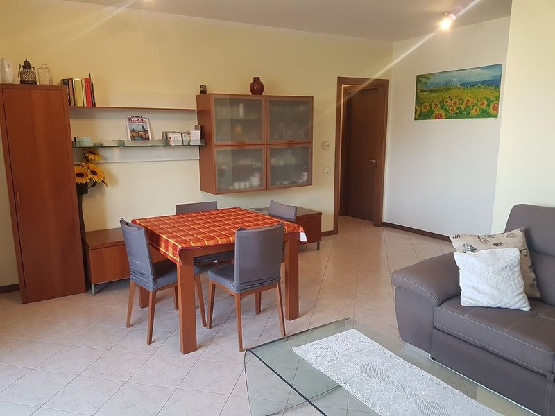 Gonin Apartment Travel Inside, holiday rental in Buccinasco