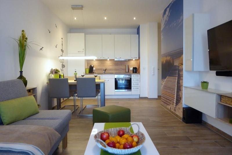 Apartment `Küstenquartier`, holiday rental in Schweiburg