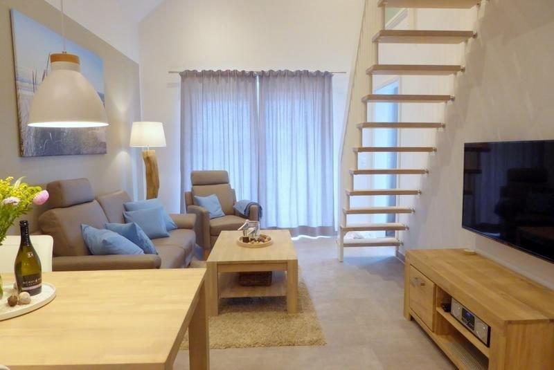 Das Apartment 'Watt´n Glück' lädt Sie zu einem Urlaub mit der ganzen Familie ein, holiday rental in Zetel