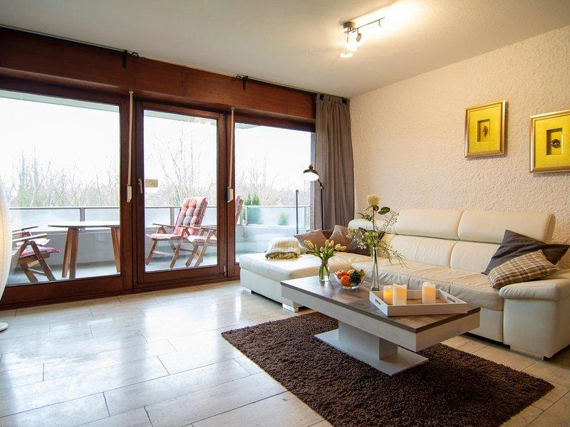 Ferienwohnung/App. für 5 Gäste mit 54m² in Tossens (126111) – semesterbostad i Butjadingen