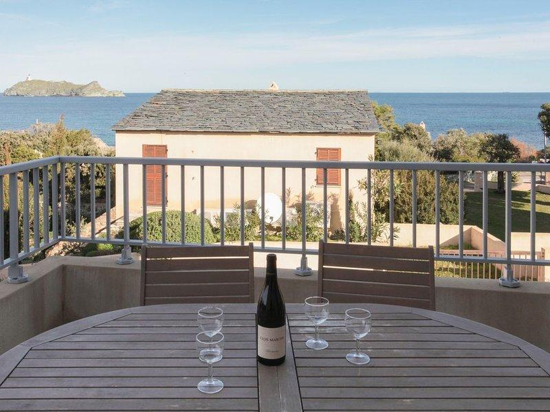 CAPO BIANCO - Cap Corse et Vue Mer, holiday rental in Macinaggio