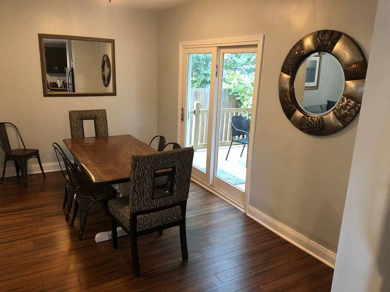 West 45th Remodeled Ohio City Home, holiday rental in Cleveland