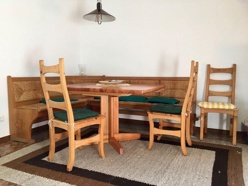 Modern eingerichtetes Appartment im Herzen der hessischen Rhön, location de vacances à Schonau an der Brend