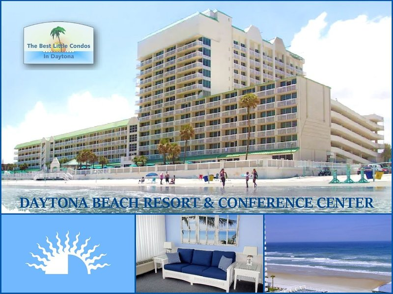 SPECTACULAR RESORT - LAST MINUTE DISCOUNTS, holiday rental in Daytona Beach
