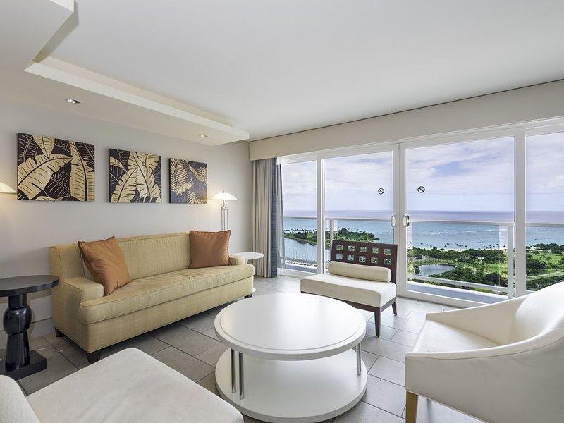 4br/4.5ba Presidential Suite Ala Moana3307,Spectacular Ocean Views! Book Now!, alquiler de vacaciones en Aiea