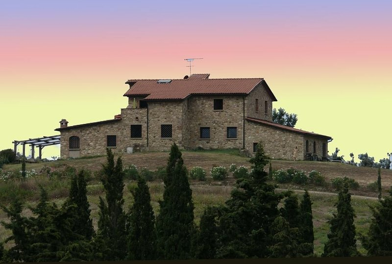 Casa Boccaccio Podere Novo Bibbona, vacation rental in Bibbona
