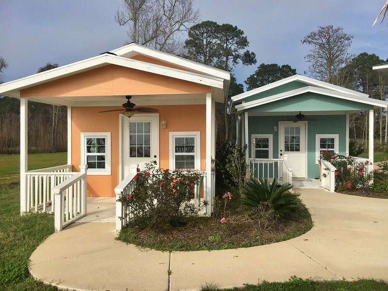 WATERFRONT- BUNGALOWS ON THE BAY - 'BAIT THE HOOK', casa vacanza a Fairhope
