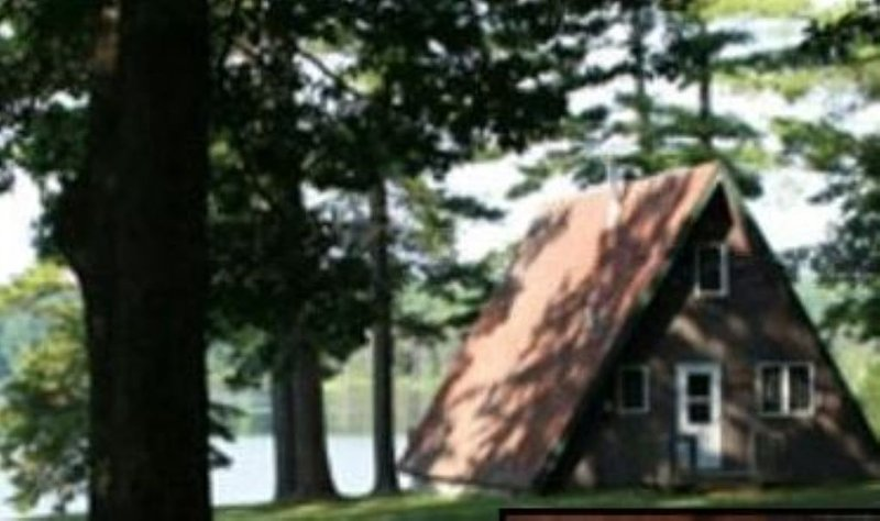LOON LOOKOUT BEDROOMS: 2, holiday rental in Hillman