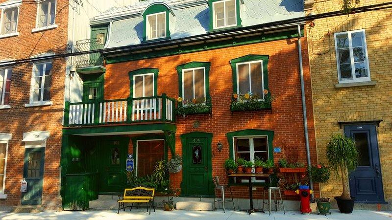 Maison La Chapelière, casa vacanza a Québec (città)