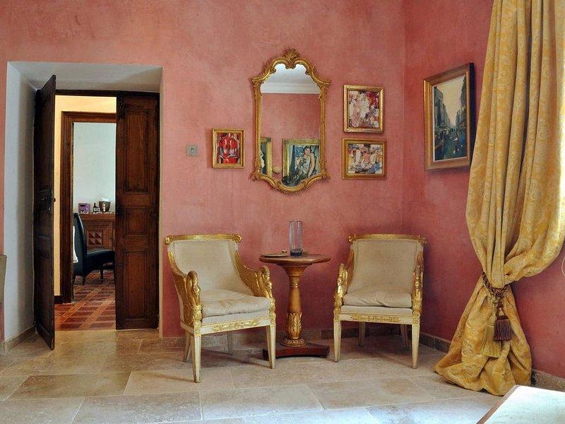 Villa Vassilissa in the heart of the Corbieres, location de vacances à Saint-Andre-de-Roquelongue
