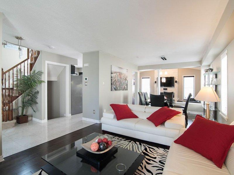 KASHY HOMES - Luxurious single home near dt & airport, alquiler de vacaciones en Cumberland