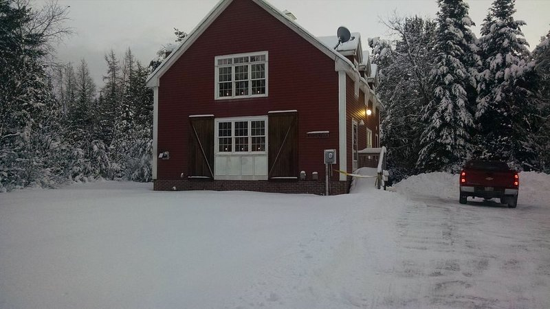 Hart of the White Mountains this 3 bed 2 bath with lg loft, vacation rental in Whitefield