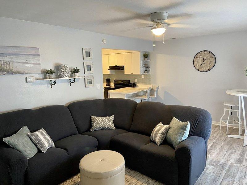 Located in the Vibe District at the Virginia Beach Oceanfront, alquiler de vacaciones en Virginia Beach