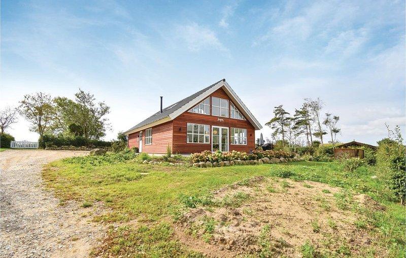 3 Zimmer Unterkunft in Brenderup Fyn, location de vacances à Brenderup