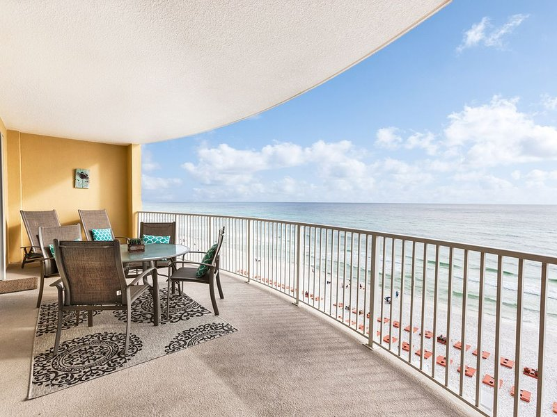 Beachfront Luxury at a Great Price!!!! - New Furniture, Paint and other upgrades, alquiler de vacaciones en Panama City Beach