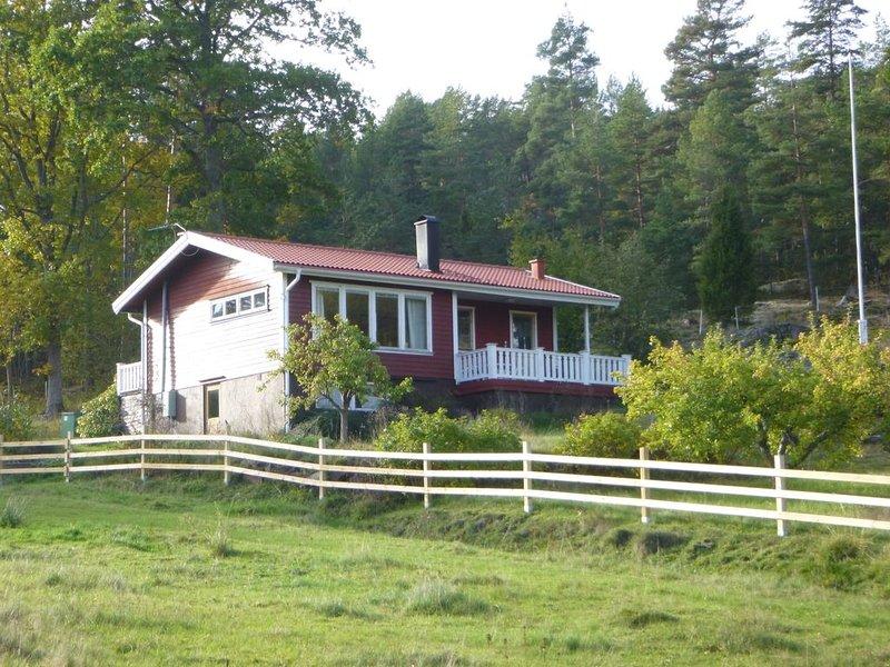 Ö-semester i Tjust skärgård, Västervik – semesterbostad i Valdemarsvik