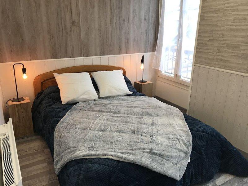Appartement lumineux hypercentre de Cauterets, Ferienwohnung in Cauterets