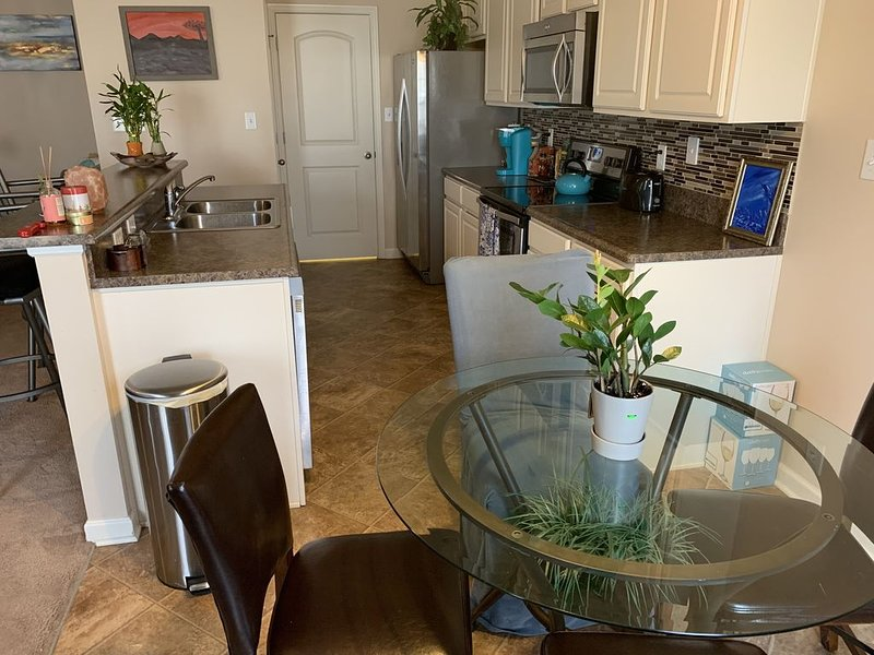 Neat Retreat To Rest Your Feet, vacation rental in Hamilton County