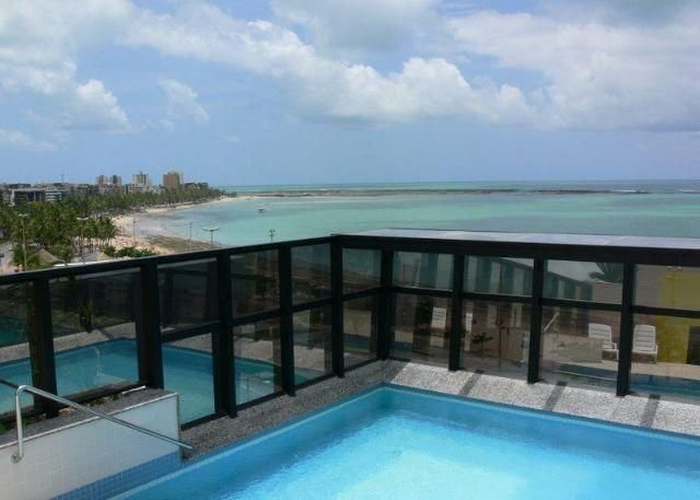 Apartamento Beira-Mar Top na Pajuçara - Maceió, holiday rental in Maceio