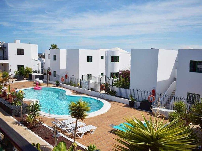 Pelicanos  203 - 2 Bedroom - 1st Floor - Air Con - Wi-Fi, vacation rental in Tias