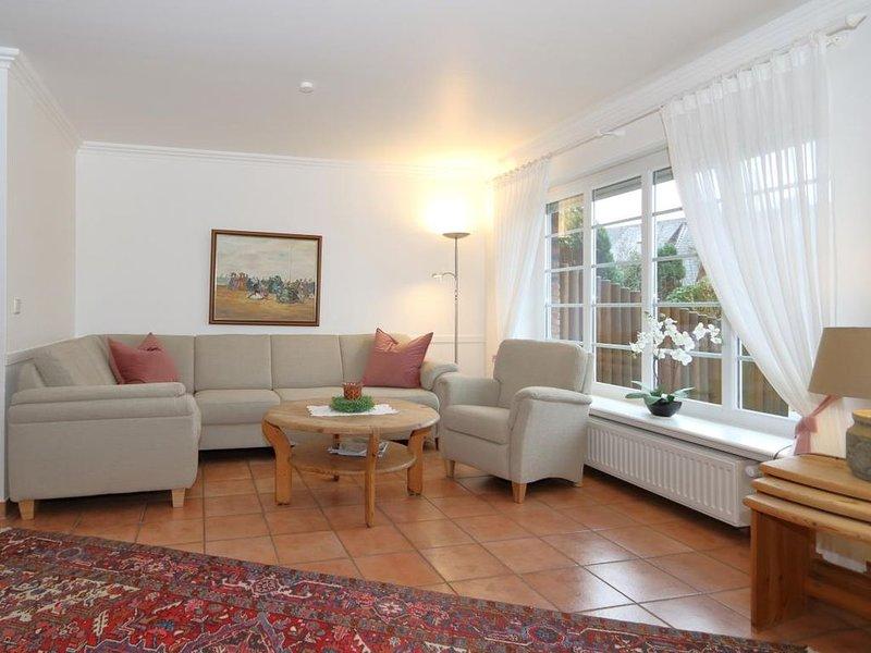 Landhaus Brigitte EG west, casa vacanza a Sylt
