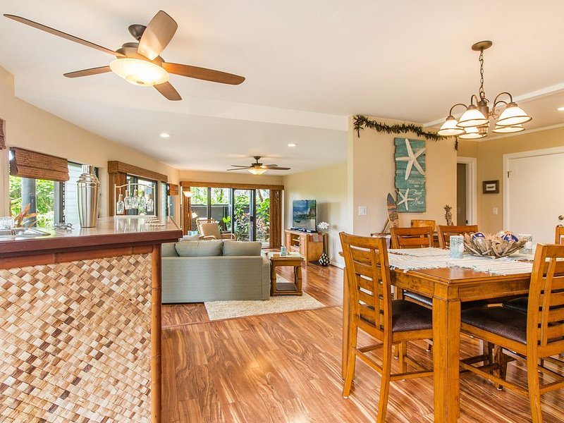 Spacious, modern living in Princeville, vacation rental in Princeville
