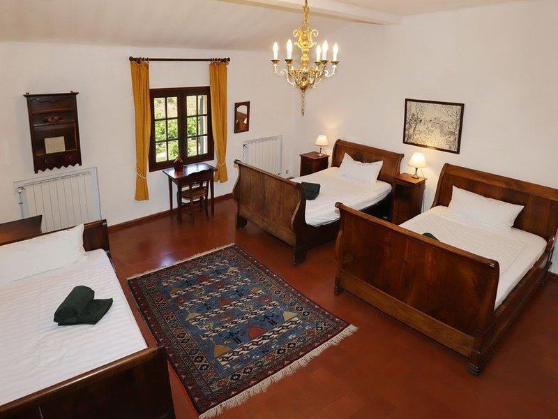 Mas Provencal au coeur de la Provence pour 6 Personnes, holiday rental in Villars en Luberon