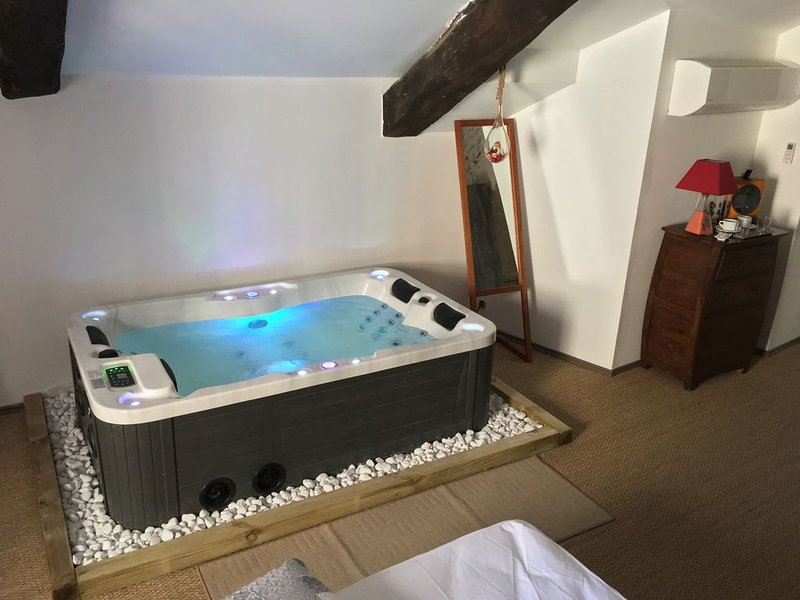 Chambre d'hôte La Forgerole, holiday rental in Bedarieux