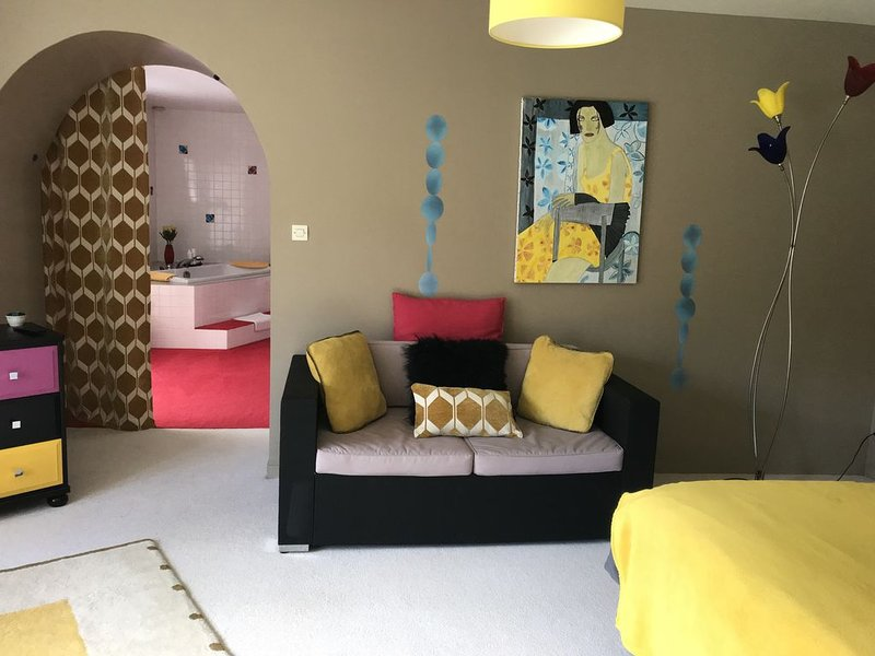 CHAMBRE D'HOTES L'ATIPIC, holiday rental in Saint-Brieuc