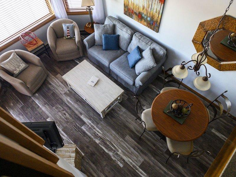 Bay View Escape In Door County ( 2 night minimum), alquiler de vacaciones en Menominee